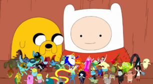 All the Little People,Adventure Time