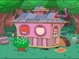 Дом Деревяшки