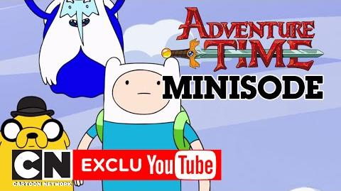 Hiver (4 5) Minisode Adventure Time Cartoon Network