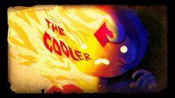 Titlecard S6E22 the cooler