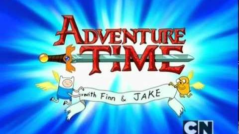 Sigla Apertura ADVENTURE TIME (ITA)