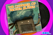 The chamber of frozen blades rhythm