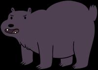 Teenage Bear