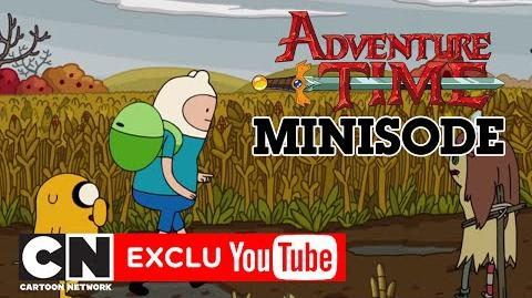Automne (3 5) Minisode Adventure Time Cartoon Network