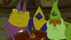 S4 E24 Angry Wizards
