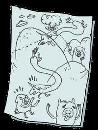 1000px-Rainicorn Dog Wars Drawing