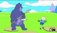 Broken sword Finn