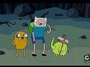 Jake, Finn e Melaverde