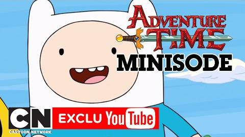 Printemps (encore) Minisode Adventure Time Cartoon Network