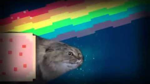 NO NO NO NO Nyan Cat 10 min