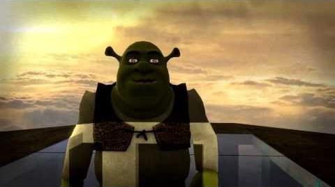 Shrek VS Spongebob - SFM
