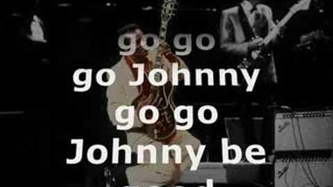 Chuck Berry - Johnny B Good Lyrics