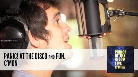 Panic! At The Disco & Fun. C'mon (Audio)