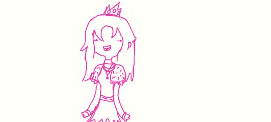 Strawberry princess by ask princess human-d4f89fm