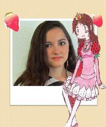 Girl behind strawberry princess by askstrawberryprncss-d4hsspt