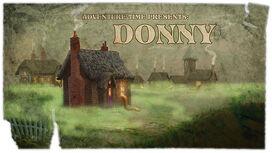 Donny titlecard