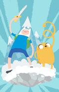Finn and jake fanartooo by watertae-d465lm1
