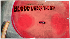 Blood Under the Skin title