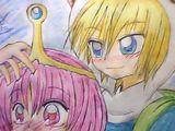 Finn & Princess Bubblegum