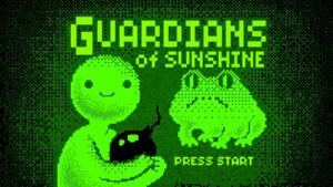 Guardians of Sunshine Title Card