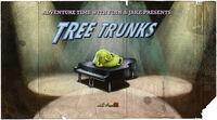Titlecard S1E4 treetrunks
