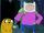 Finn's Pink Sweater
