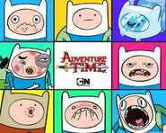 The Faces of Finn