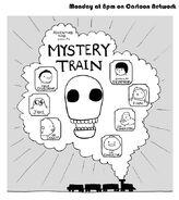 Mystery Train Promo Art