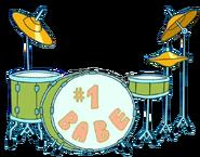 Ice Kings Drumset