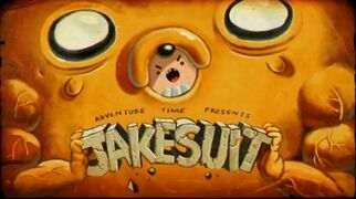 Jake suit title card