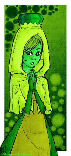 At emerald princess by dark angel star-d4hhyir
