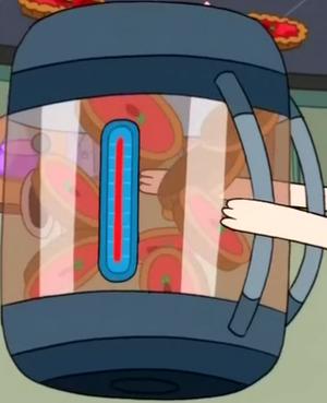 Anti-Gravity Tote Chamber