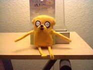 Adventure time jake plush by plushophilia-d4rv9h6