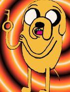 Adventure Time Jake by Akamaterasu