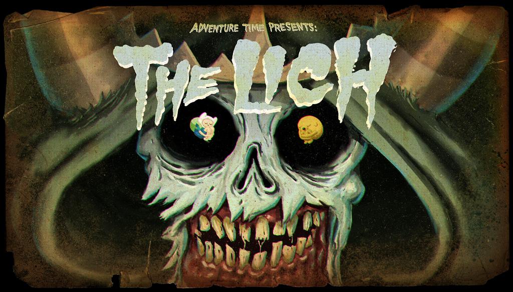 The Lich (Episode) | Adventure Time Super Fans Wiki | FANDOM