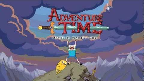Adventure Time Opening Theme