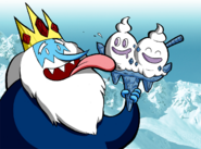 Ice king used lick by willdrawforfood1-d37mcwm