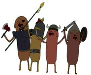 Hot dog Knights2