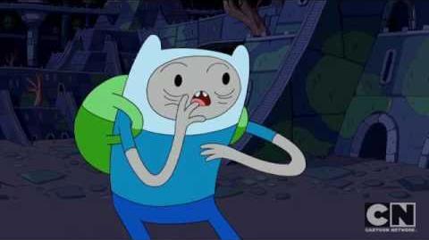 Adventure Time Demon Cat