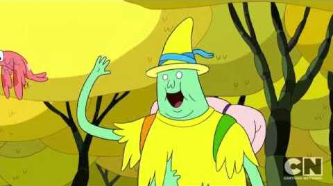 Adventure Time Magic Man!
