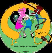 Best friends in the world by zombietech-d4b861c