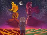 Finn & Flame Princess