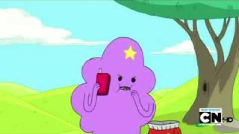 Adventure time - Lumpy Space Princess