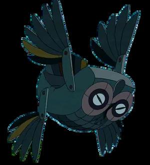 Iron Owl