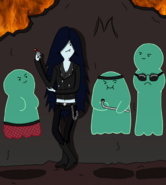 Marceline s underworld gang by misstickles-d40d3ef