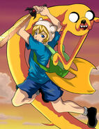 Pics-and-Moosic-adventure-time-with-finn-and-jake-35195377-385-500