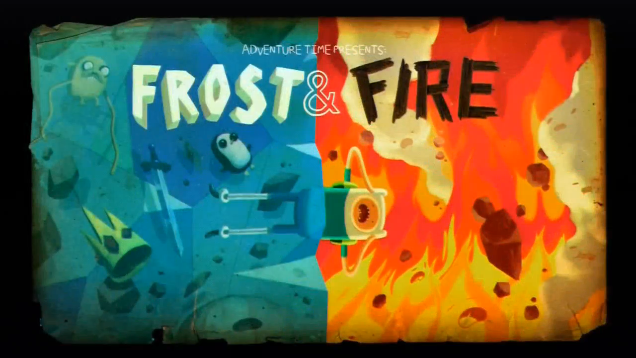 frost and fire | adventure time super fans wiki | fandom powered by