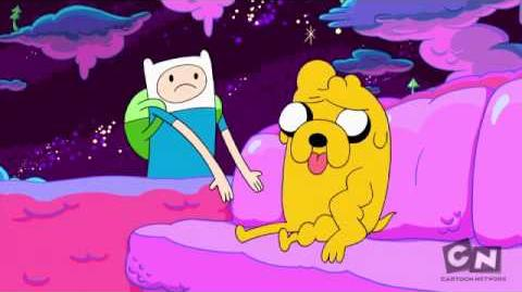 Adventure Time - Adventure Time Romantic Tension