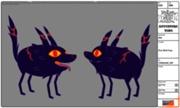 180px-Fire Wolf Pup Modelsheet
