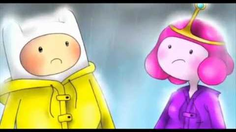 Finn Princess Bubblegum tribute